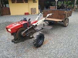 Micro Trator Yanmar TC-11