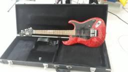 Guitarra Tagima Juninho Afran signature.