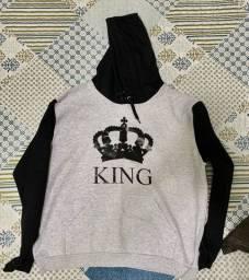 Moletom G Estampa King