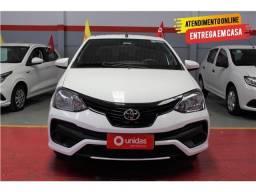 Toyota Etios Sedan X 1.5 Flex Manual 2019