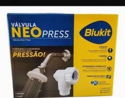 Válvula alternadora de pressão