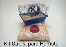 Gaiola Hamster (tubarão SC)