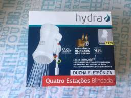 Chuveiro elétrico novo na caixa Hydra