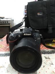 Vendo câmera fotográfica profissional nikon