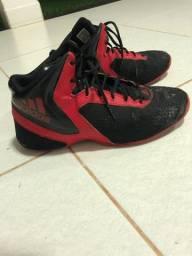 Tenis adidas basquete masculino