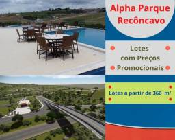 Alpha Parque Recâncavo, lotes promocionais em Santo Antonio de Jesus, Infraestrutura