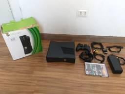 Xbox 360 Slim Desbloqueado ( Leia a descrição )