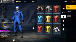 Free Fire Top Criminal