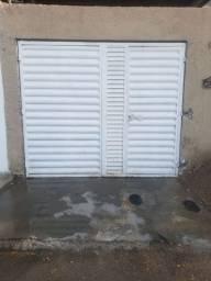 Vendo portão de garagem duas bandas e portão de pedestre