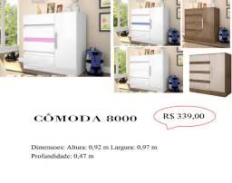 Cômoda Sapateira 8000 339,00