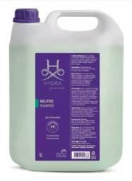 Shampoo, condicionador e colônia Hydra