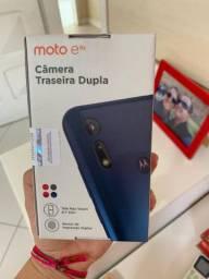 Motorola moto e6s 64g na caixa!