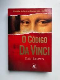 Livro O Código Da Vinci, de Dan Brown