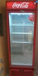 Frize expositor gelando muito 1,300 pra vender rápido
