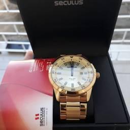 Relógio Seculus ORIGINAL POR APENAS 300!!!!
