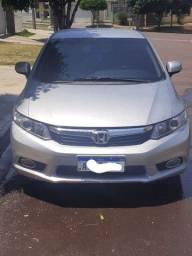 Honda Civic novinho 2013