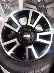 Rodas Chevrolet aro 15 com pneus