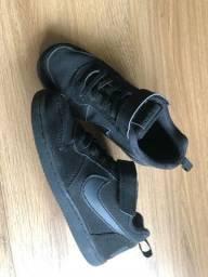Tênis Nike Court Borough Low Infantil