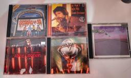 Lote 5 CDs Rock