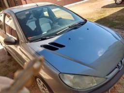 Peugeot 206 1.0 2004 completo