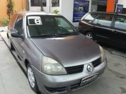 RENAULT  CLIO  1.0 8val 3 portas ANO 2008