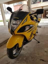 Moto hayabusa 2012