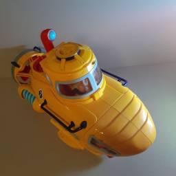 Submarino Aventura Imaginext