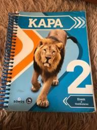Coleção anglo kapa completa