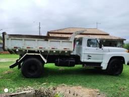 Caminhão Caçamba F.7000 MWM