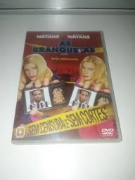 Dvd as branquelas