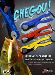 Fishing Grip NEO PLUS, segurança e praticidade na sua pescaria.PROMOÇÃO!