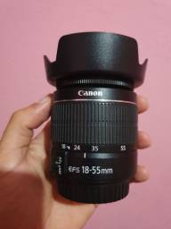 Lente canon 18-55 mm, original