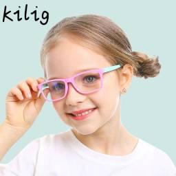Oculos anti-reflexo protecção de célulares e tablet para crianças