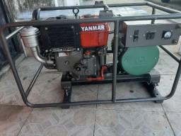 Gerador diesel