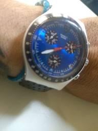 Só 300 reais relógio swatch irony suiço original