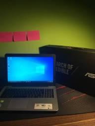 Notebook Gamer Asus * Com caixa