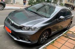 Honda Civic 2014 2.0 lxr impecável