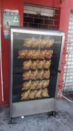 Máquina de assar frango / galeteira