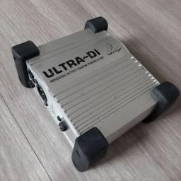 Direct Box Behringer Ultra DI 100