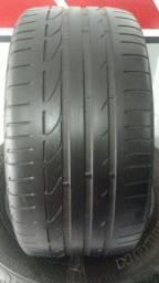 Pneu 245/35R18 88Y Bridgestone Potenza S001 RUNFLAT usado / meia-vida