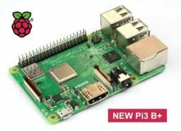 Raspberry pi 3 B+ 1.4ghz + 1gb ram lacrado CONSULTE-NOS