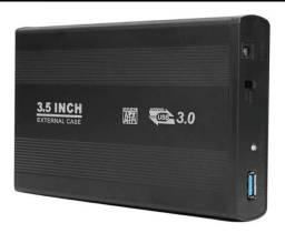 Case Para HD de PC 3.5