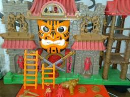 Castelo samurai imaginext