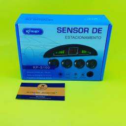 Sensor de Estacionamento - Preto