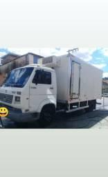 Caminhão 3/4 vw 8150 baú refrigerando 3197360/1413