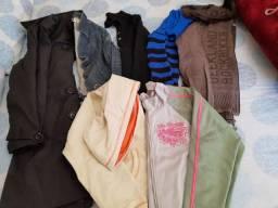 Lote roupas unissex