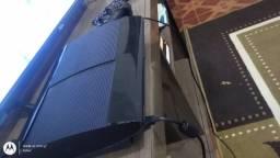 Playstation 3 funcionando perfeitamente