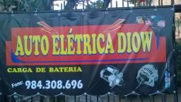 Auto elétrica Diow
