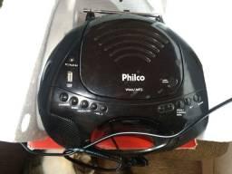 Rádio Philco novo na caixa