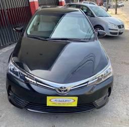 Corolla Gli Automático Muito Novo .Ano 2018